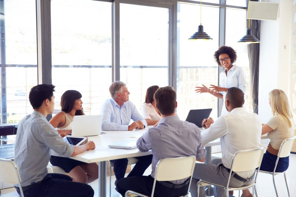 Training Sales Managers First