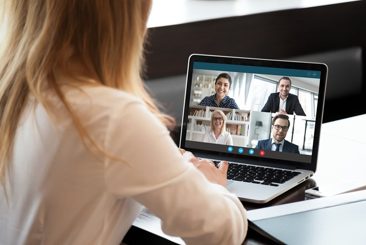 engaging-team-video-conference-call